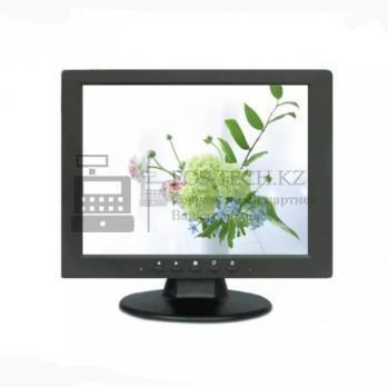 "pos монитор 10"" tvs lp-10r24, black, (не сенсорный), led, vga"
