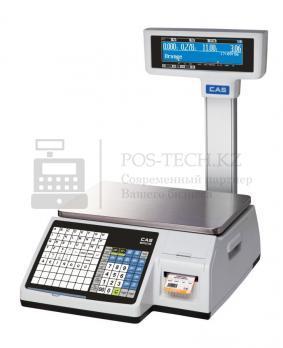 весы cas cl3000-15p (ethernet) арт. 34713