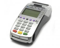Банковский стационарный POS-терминал VERIFONE VX520 Eth/dial up /GSM/GPRS (с поддержкой бесконтактны_1