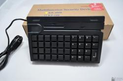 Программируемая клавиатура Posiflex KB-4000UB черная арт. 17854_0