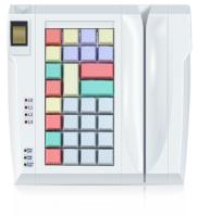 POS-клавиатура POSUA LPOS-II-032 M2 USB с ридером_0