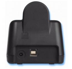 Коммуникационная подставка Opticon CRD-15 для ТСД H15 с блоком питания (13 378)_1