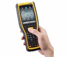Терминал сбора данных CipherLAB 9700-L-NU-3600, WinCE, лазерный счит-тель, SNAP-ON USB, 3600mAh_4