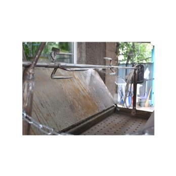 шампур для жарки барашка/поросенка/ кабана, подходит для мангалов умб и умм grill master