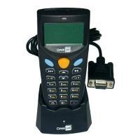 Терминал сбора данных CipherLAB 8000L-2МБ лазерный считыватель AAA + подставка RS-232_1