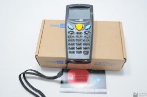 Терминал сбора данных CipherLAB 8000L-2МБ лазерный считыватель AAA + подставка RS-232_0