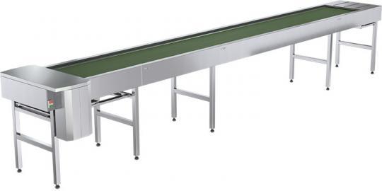 комплект транспортерной ленты atesy каюр-м 4м