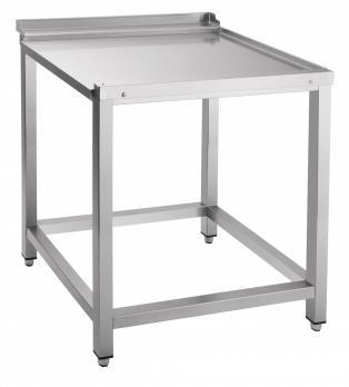стол раздаточный abat спмр-6-2 (700х600) для посудомоечной машины мпт-1700