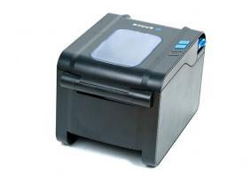 Принтер этикеток SPACE X-32DT (термо, 203 dpi, USB, RS232, Ethernet, с отделителем, черный)_2