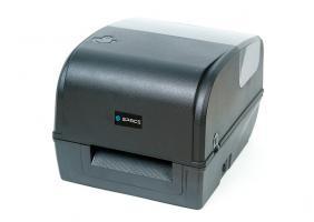 Принтер этикеток SPACE X-42TT (термотрансферный, 203 dpi, USB, Ethernet, черный)_0