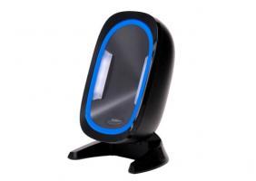 Сканер штрихкода SPACE Penguin-2D-USB (черный), стационарный_0