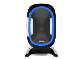 Сканер штрихкода SPACE Penguin-2D-USB (черный), стационарный_1