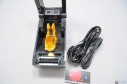 Принтер этикеток Zebra ZD410 (USB, USB Host, 300DPI, серый) арт. 37410_3