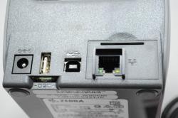 Принтер этикеток Zebra ZD410 (USB, USB Host, 300DPI, серый) арт. 37410_1