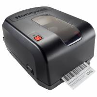 Принтер этикеток (термотрансферный, 203 dpi, USB/RS232/Ethernet) Honeywell PC42T, БП арт. PC42TWE013_0