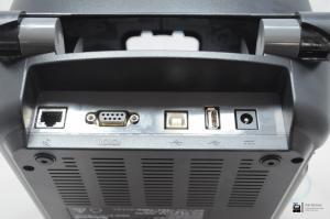 Принтер этикеток (термотрансферный, 203 dpi, USB/RS232/Ethernet) Honeywell PC42T, БП арт. PC42TWE013_1