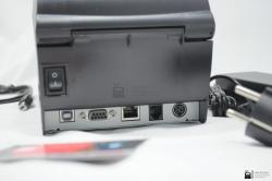 Термопринтер этикеток Rongta RP80IV-US, USB/RS-232, ширина печати 25-80мм, 127mm/sec арт. 4051_3