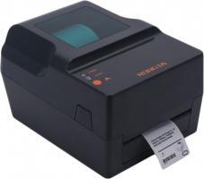 Термотрансферный принтер этикеток Rongta RP400H, USB, 203 dpi, макс. ширина печати 104mm, риббон D1