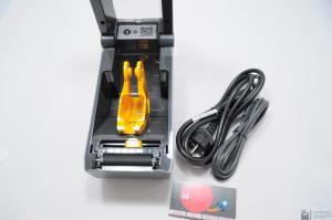 Принтер этикеток Zebra ZD410 (USB, USB Host, BTLE, WLAN, BT v4.1, серый) арт. 37411_1