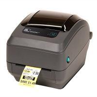 Принтер этикеток Zebra GK420t (USB,10/100 Ethernet, темно-серый) арт. 31016_0