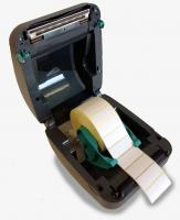 Принтер этикеток Zebra GK420t (USB,10/100 Ethernet, темно-серый) арт. 31016_1