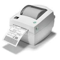 Принтер этикеток Zebra GC420d  RS232, USB, LPT, черный  арт. 23710_3