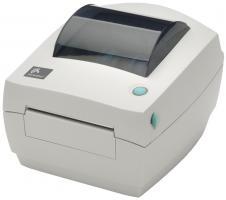 Принтер этикеток Zebra GC420d  RS232, USB, LPT, черный  арт. 23710_0