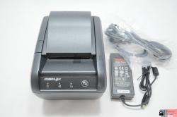 Принтер чеков Posiflex Aura-6900L-B (USB,LAN) черный_0