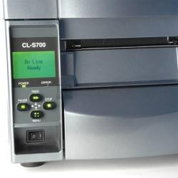 Принтер Citizen CL-S700II / 203dpi, USB/RS-232/LPT, арт. CLS700IINEXXX_1