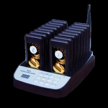 система оповещения ibells-610, комплект с 16 пейджерами арт. 4531