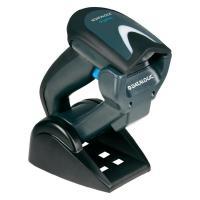 Сканер штрихкода (черный, ручной, линейный имидж, 433MHz радио) Gryphon GM4130, зарядно-коммуникацио_1