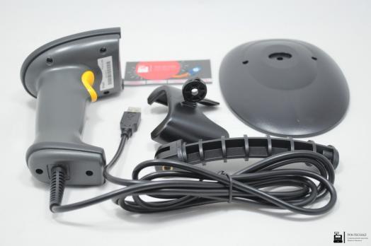 сканер штрихкода атол sb 1101 + подставка (usb) арт: 40 958