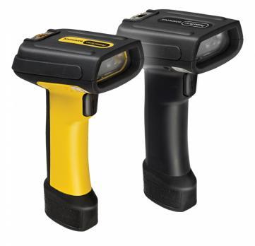 сканер штрихкода (ручной, имидж)  powerscan d7100 арт. pd7130-yb