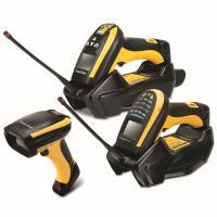Сканер штрихкода (ручной,Laser,433 Mhz радио) PowerScan M9300RB, в комплекте с базовой станцией, каб_1