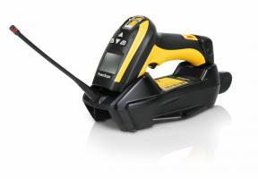 Сканер штрихкода (ручной,HP Liquid Lense,433 Mhz радио, дисплей) PowerScan M9500DHP RB арт. PM9500-D_0