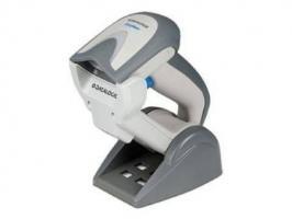 Сканер штрихкода (ручной, линейный имидж, 433MHz радио) Gryphon GM4100 арт. GM4100-WH-433_2