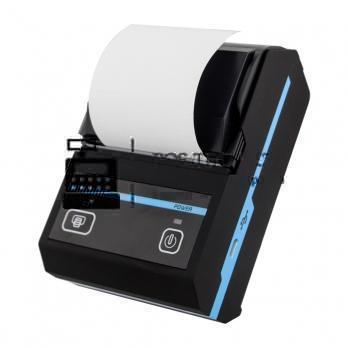 мобильный принтер aokia ak 3158 orange\black\blue
