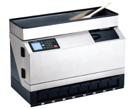 счетчик-сортировщик монет cassida cs-800
