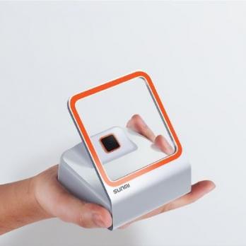 Стационарный 2D сканер штрихкодов Sunmi Blink