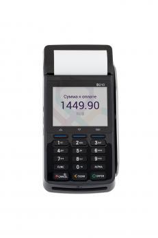 мобильный pos-терминал pax d210