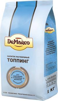 """молокосодержащий продукт """"demarco"""" топпинг порошкообр. 1кг/10"""