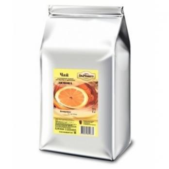 """чайный напиток de marco """"лимон"""" 1кг*10"""