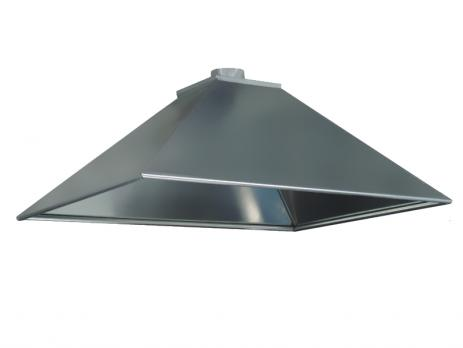зонт вентиляционный центральный 100х120