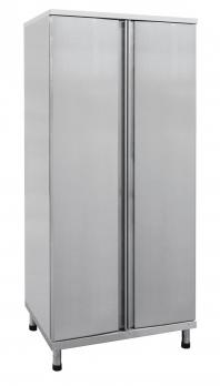 шкаф распашной для хлеба abat шрх-6-1 рн нерж.