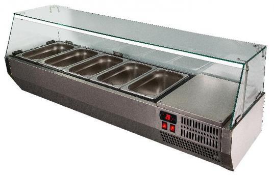 витрина холодильная vt2v-g
