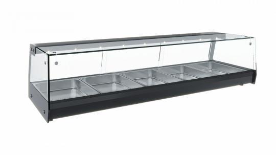 настольная тепловая витрина полюс ас37 sh 1,5-1
