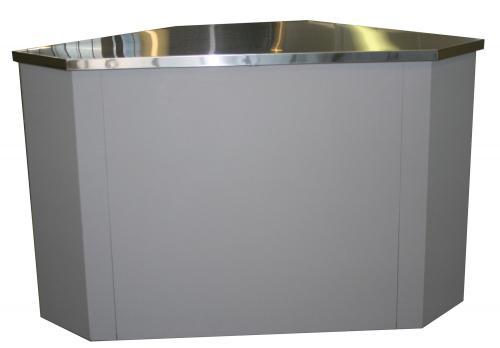 неохлаждаемый прилавок полюс у-2 (внутр)